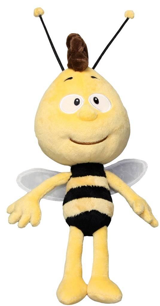 Peluche Maya l'abeille - Willy, 20 cm