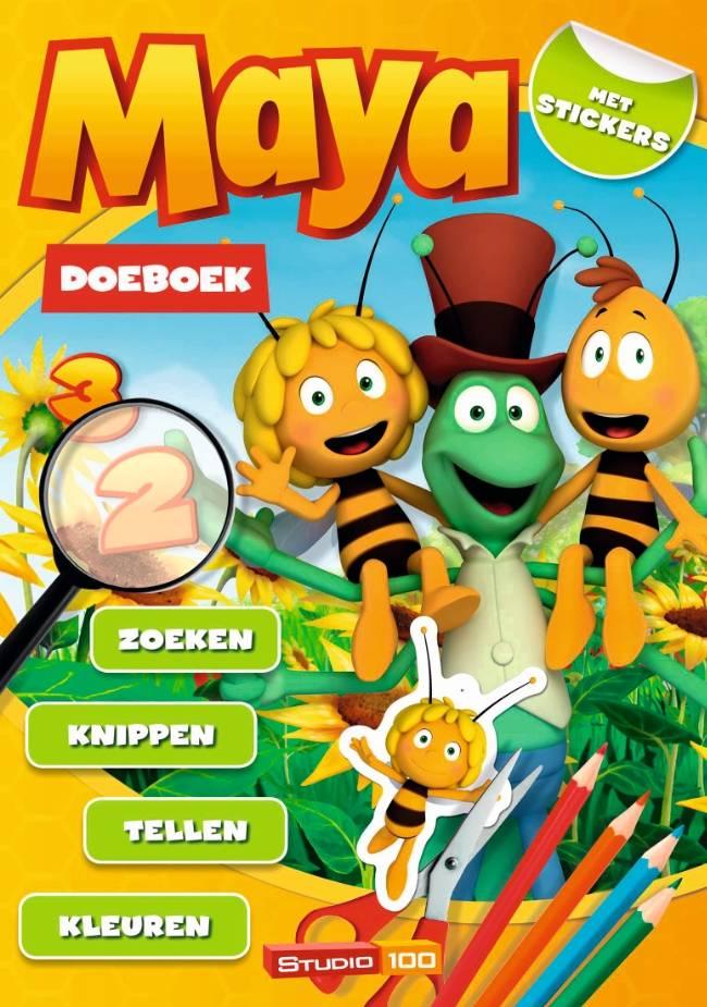 Maya de Bij Doeboek