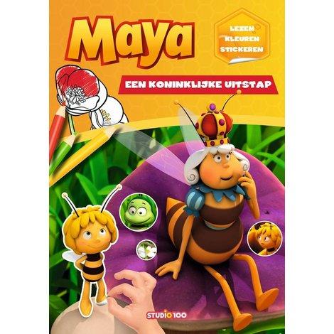 Maya de Bij DOEB- met stickers