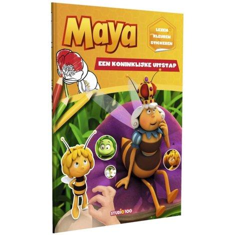Maya de Bij Doeboek met stickers
