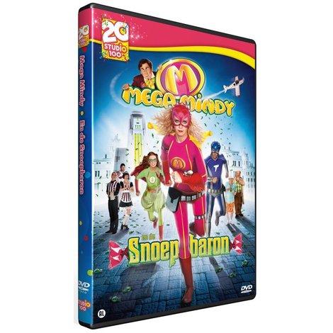 Dvd Mega Mindy: snoepbaron - 20 jaar S100