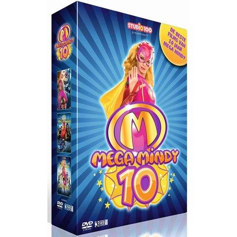 Dvd box Mega Mindy: 10 jaar Mega Mindy