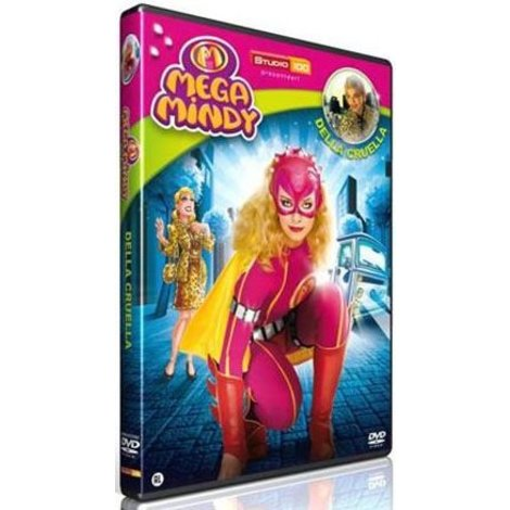 Mega Mindy DVD- Della Cruella