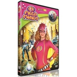 Mega Mindy DVD - Elektro