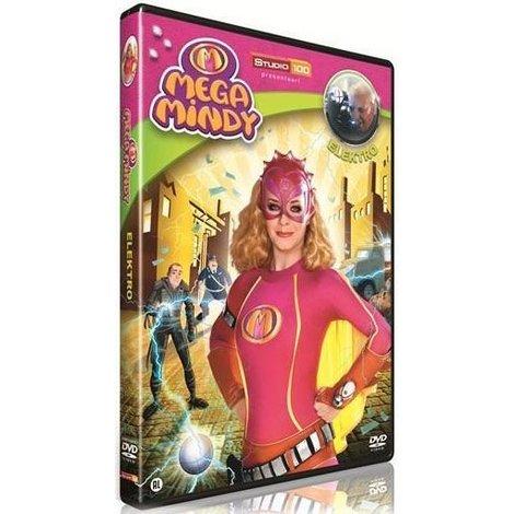 Mega Mindy dvd Electro