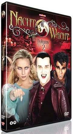 Nachtwacht DVD - Nachtwacht volume 2