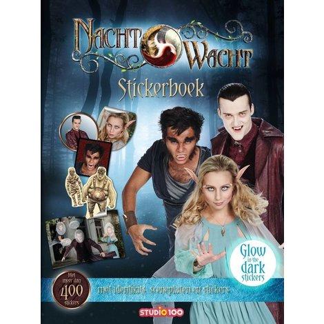 Nachtwacht Stickerboek