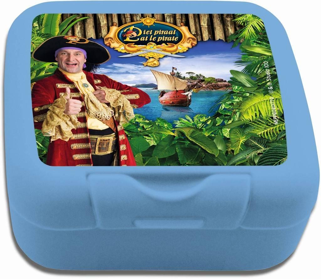 Boîte à biscuits Pat le Pirate
