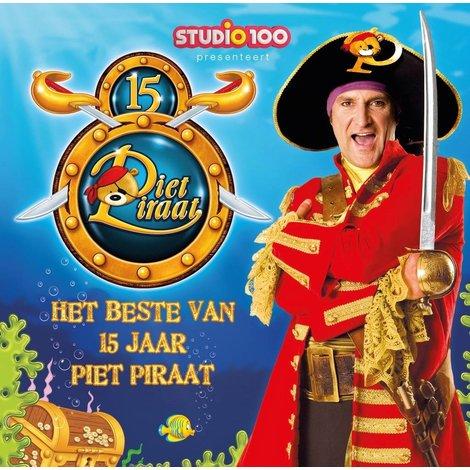 Piet Piraat CD- het beste van 15 jaar Piet Piraat