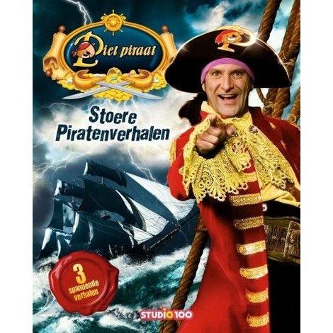Piet Piraat Boek - Stoere piratenverhalen