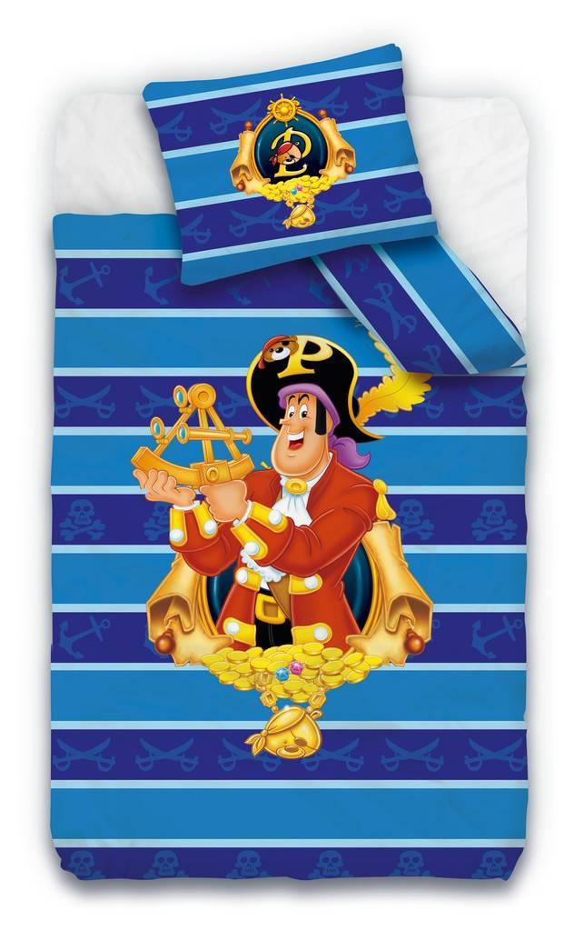 Pat le Pirate Housse de couette 140x200 cm
