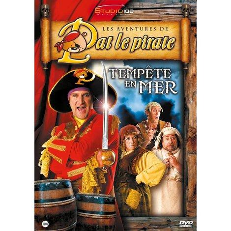 Piet Piraat DVD- Tempete en mer