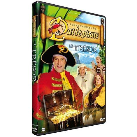 DVD Pat le Pirate - Le trésor