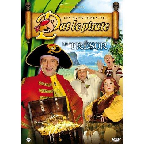 Pat le Pirate DVD - Le trésor