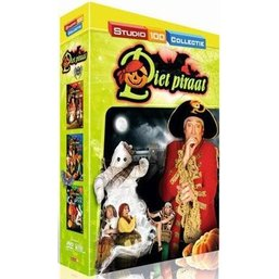 Piet Piraat 3-DVD  box - Halloween
