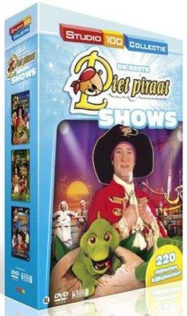 Piet Piraat DVD Box - Show box vol. 2