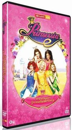 Prinsessia DVD- het gouden kroontje