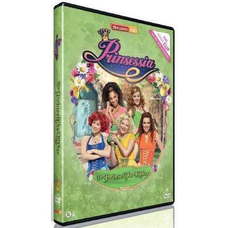 Prinsessia DVD - De prinselijke kikker
