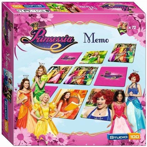 Prinsessia Spel Memory