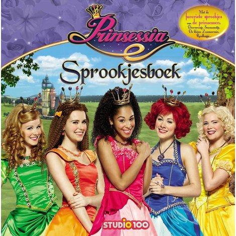 Prinsessia - Groot Sprookjesboek