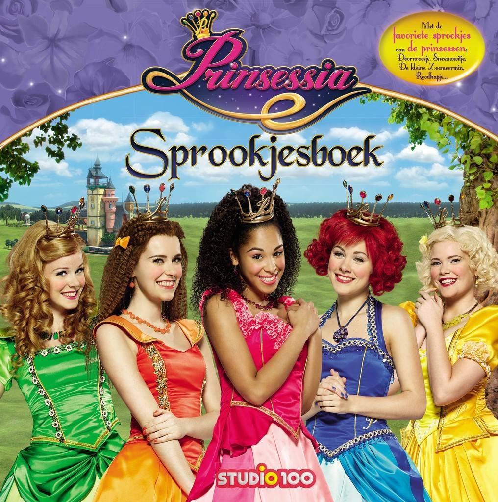 Prinsessia : Leesboek - Groot Sprookjesboek