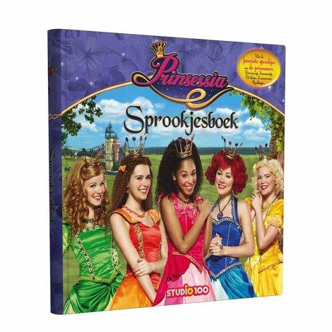 Prinsessia Boek - Groot Sprookjesboek