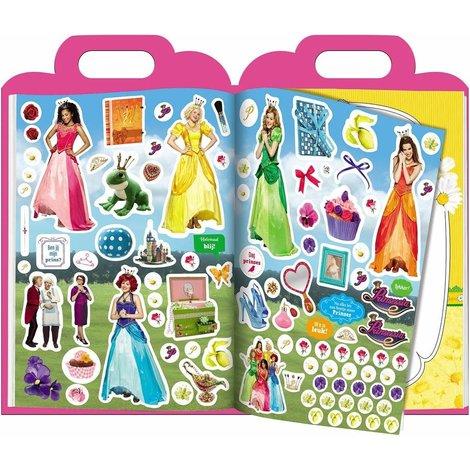 Prinsessia KLEU- met stickers