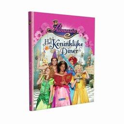 Prinsessia Fotoboek Koninklijk diner