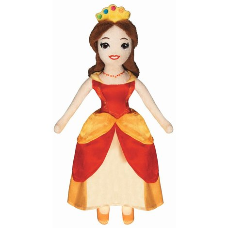 Prinsessia Knuffelpop - Iris 30 cm