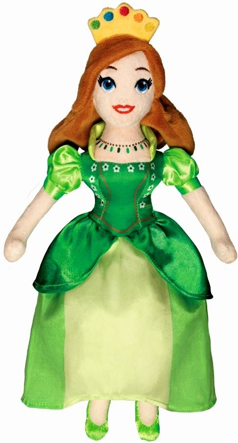 Prinsessia Knuffelpop - Linde 30 cm
