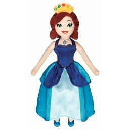 Prinsessia Knuffelpop - Violet 30 cm