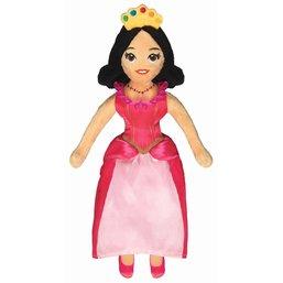 Prinsessia Knuffelpop Roos 30 cm