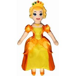 Prinsessia Knuffelpop - Madeliefje 30 cm