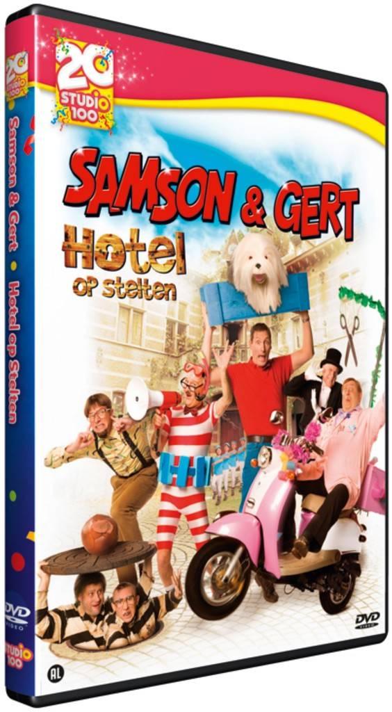 Samson & Gert DVD - Hotel stelten