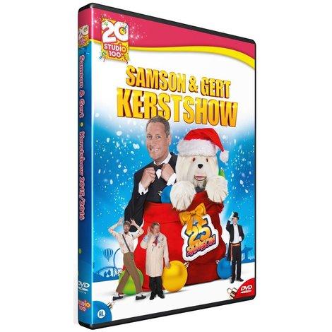 Samson & Gert DVD- Kerstshow 2015 - 20 jaar S100