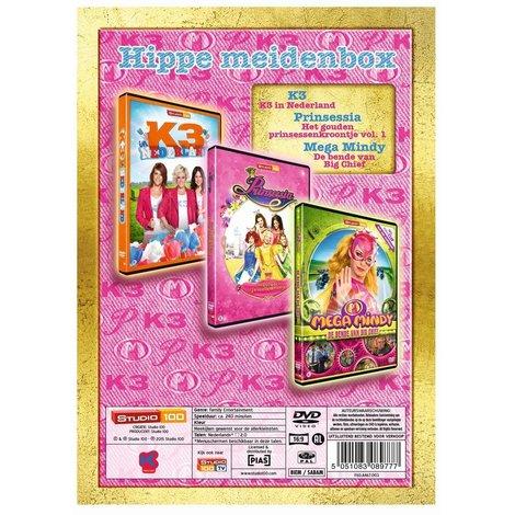 Studio 100 DVD box - Hippe meiden