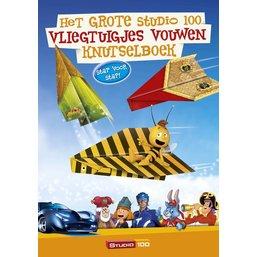 Studio 100 Knutselboek - Vliegers