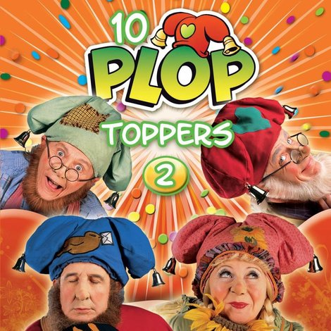 Kabouter Plop CD - Ploptoppers vol. 2