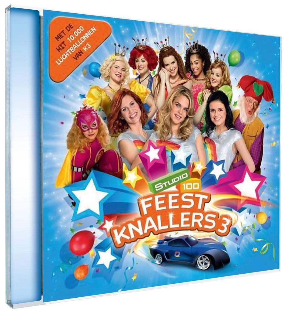 Studio 100 CD- Feestknallers vol. 3
