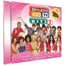 Studio 100 CD - Studio 100 hits vol. 7