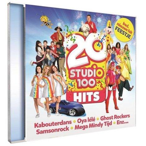 Studio 100 CD- Het beste van 20 jaar Studio 100