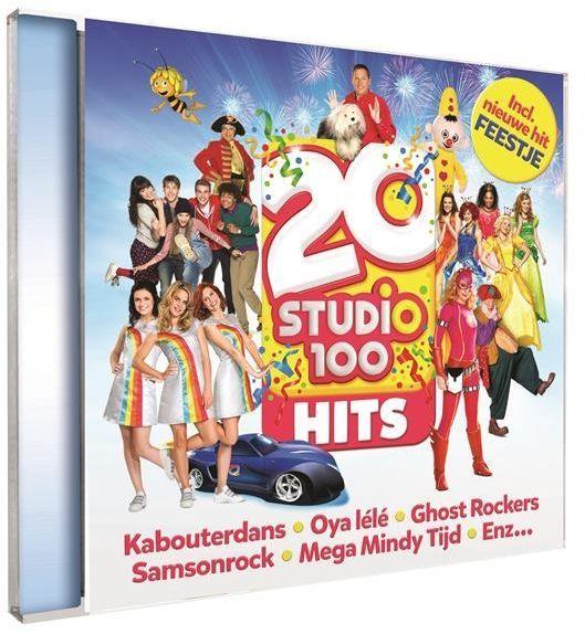 Studio 100 CD - Het beste van 20 jaar Studio 100