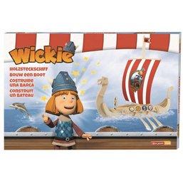 Bouw een boot Wickie