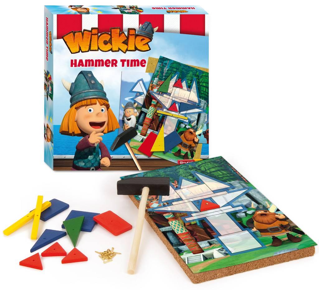 Wickie de Viking Spel Hammer time