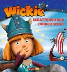 Wickie de Viking Boek - Schatteneiland zonder schat