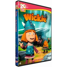Wickie de Viking DVD- 20 jaar S100