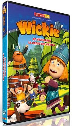 DVD Vic le Viking - La Danse des Vikings