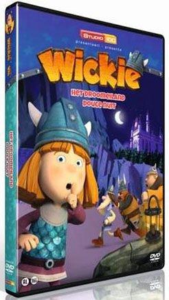 Wickie de Viking DVD - Het droomeiland