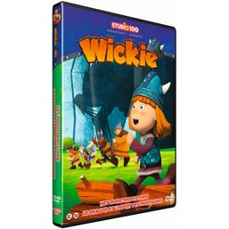 Wickie de Viking DVD- Het monstermysterie