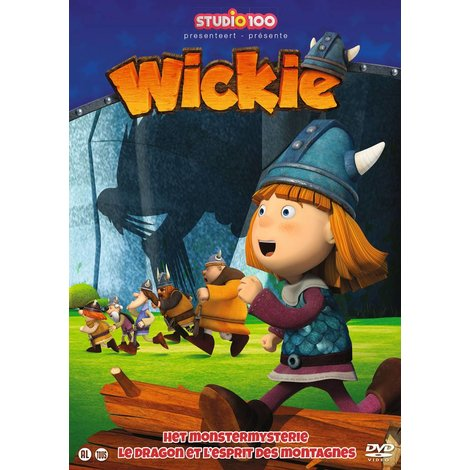 Wickie de Viking DVD- Het monstermysterie